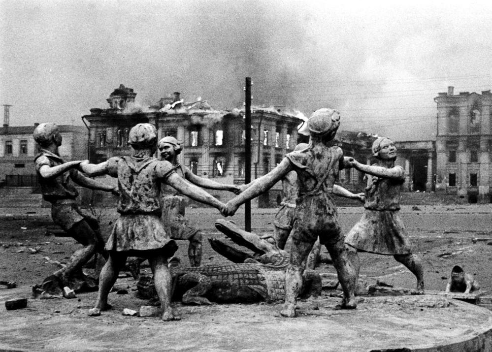 Сталинград. Большая загадка Сталина